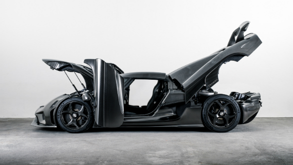 This Is The Most Outrageous Koenigsegg Regera Hypercar Yet Overdrive