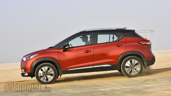 Image Gallery 2019 Nissan Kicks India Spec Overdrive