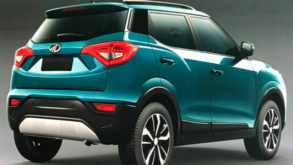 Mahindra Xuv300 Suv Is The Official Name Of S201 To Be Launched In