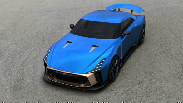 Nissan Confirms Production Of The GT-R50 By Italdesign