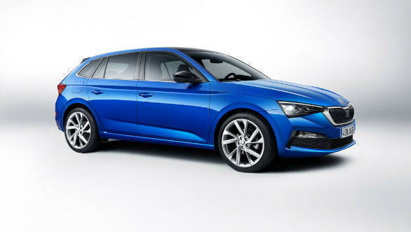 2019 Skoda Scala Premium Hatchback Unveiled Internationally Overdrive