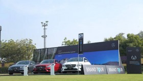 Mercedes-Benz commences 3rd edition of Brand Tour in India