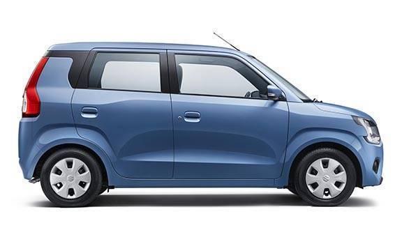 Image Gallery 2019 Maruti Suzuki Wagonr Launched In India Overdrive