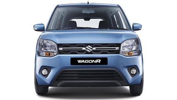New wagonr car