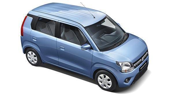 Image gallery: 2019 Maruti Suzuki WagonR launched in India - Overdrive