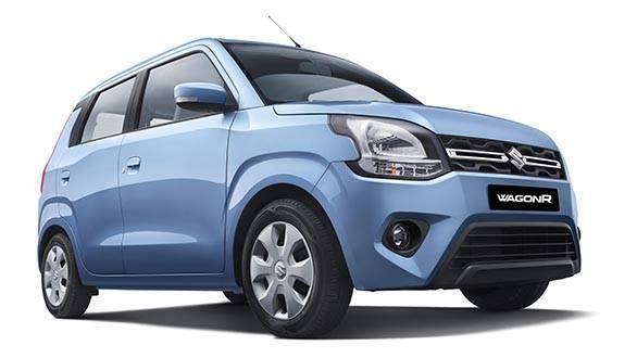 2019 Maruti Suzuki Wagonr Variants Explained Overdrive