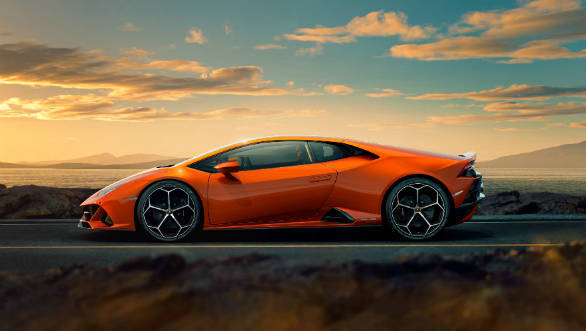 Live Updates 2019 Lamborghini Huracan Evo Launch In India Overdrive