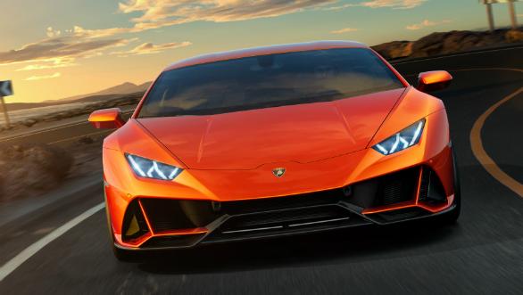Lamborghini Unveils The Huracan Evo Overdrive