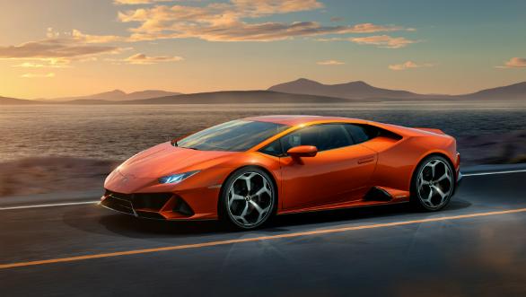2019 Lamborghini Huracan Evo Launched In India At Rs 3 7 Crore