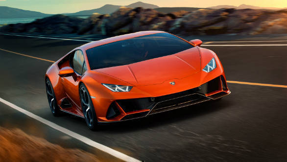 2019 Lamborghini Huracan Evo To Be Launched In India Today Overdrive