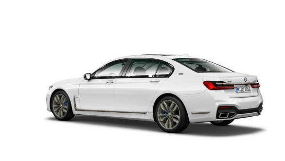 Leaked Official Pictures Emerge Of The Facelifted Bmw 7 Series