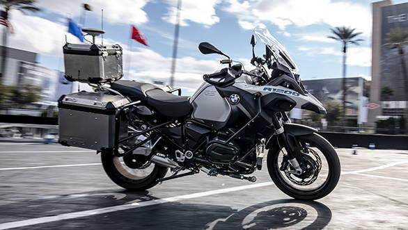 Ces 2019 Bmw R 1200 Gs Autonomous Motorcycle Showcased Overdrive