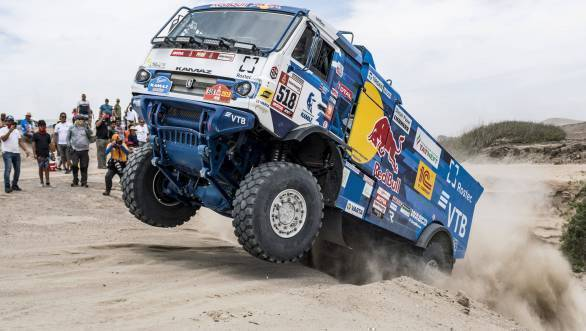 Image Gallery: The first three stages of the 2019 Dakar Rally in pictures