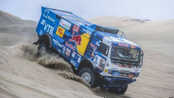 dakar 2019 sebastien loeb scores stage 2 win over nani roma overdrive. Black Bedroom Furniture Sets. Home Design Ideas