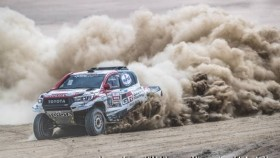 Dakar 2019: Al-Attiyah leads in Cars, Brabec leads Moto class after Stage 4