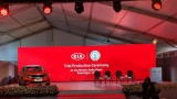 Kia Motors' first SUV for India enters trial production phase
