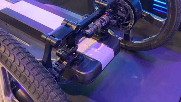 האופנה האופנתית CES 2019: Kia Seed Car concept is a zero-emission personal XL-45