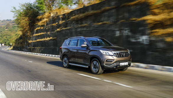 2019 Mahindra Alturas G4 road test review - Overdrive