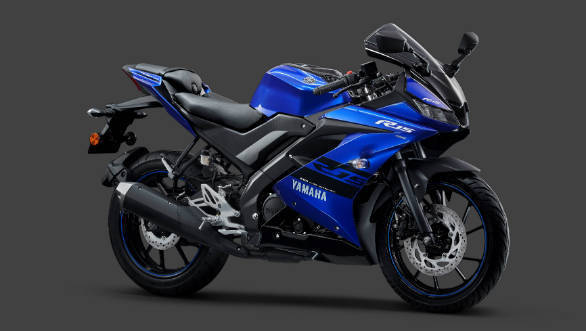 Yamaha YZF-R15 V3 0 gets dual-channel ABS at Rs 1 39 lakh, new