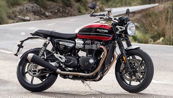 2019 Triumph Speed Twin To Be Launched In India On April 24 Overdrive