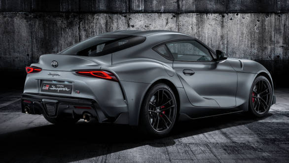 2020 Toyota Supra Officially Revealed Overdrive