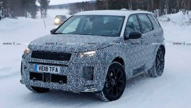 2020 Land Rover Discovery Sport spied testing, hybrid in the works?
