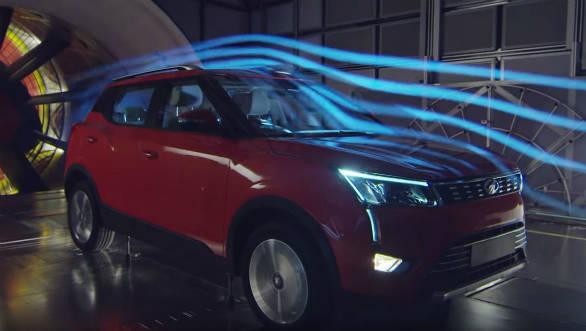 Upcoming 2019 Mahindra Xuv300 Compact Suv Variants Revealed Overdrive