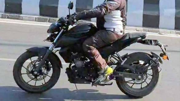 Yamaha mt 150 price in india