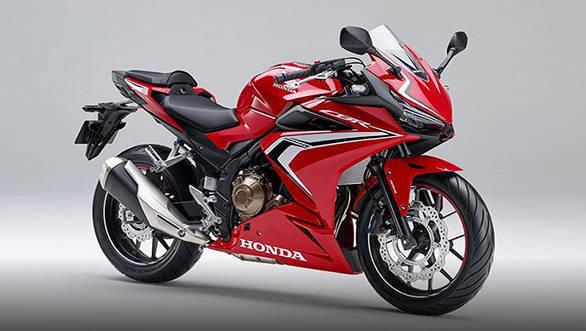 Image Gallery: 2019 Honda CBR400R breaks cover