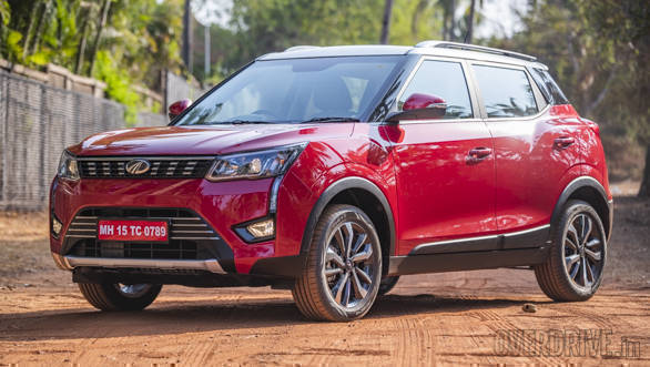 6e7c0864c524 2019 Mahindra XUV300 first drive review - Overdrive