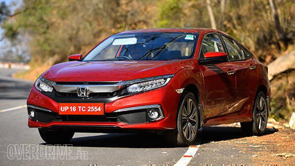 Image Gallery 2019 Honda Civic Overdrive