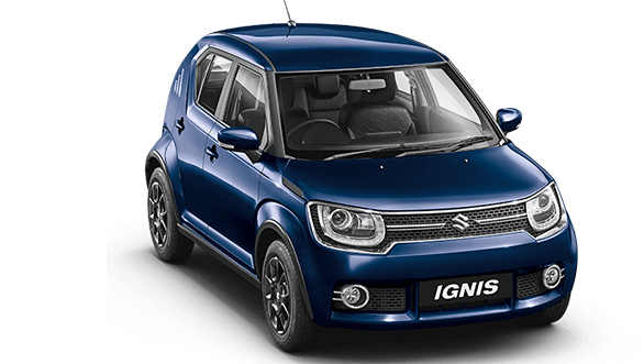 2019 Maruti Suzuki Ignis Variants Explained Overdrive
