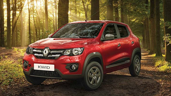 2019 Renault Kwid Launched In India At Rs 266 Lakh Overdrive