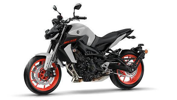 2019 Yamaha MT-09 gets a new colour option - Overdrive