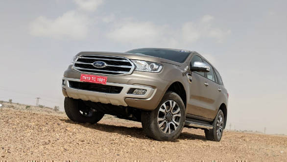 Ford India Will Not Update Endeavour With 2 0l Turbo Diesel Engine