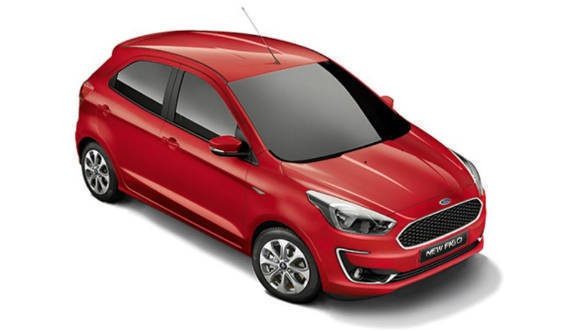 Ford Figo To Be Launched In March