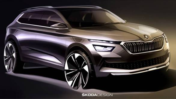 More info on the upcoming locally developed Skoda SUV for India