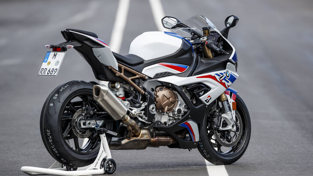 2019 Bmw S 1000 Rr First Ride Review Overdrive