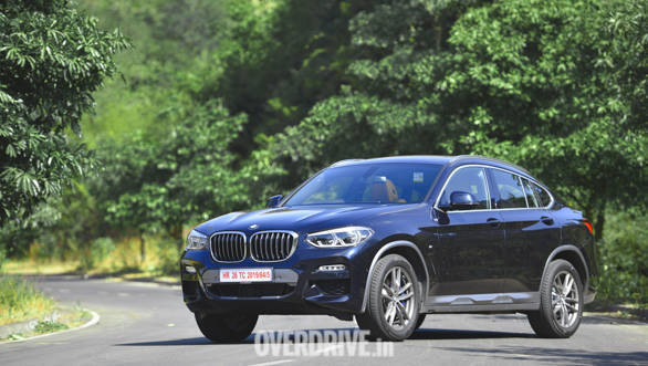 2019 Bmw X4 Road Test Review Overdrive