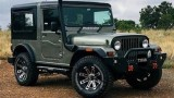 Mahindra Thar gets Adventure edition in South Africa