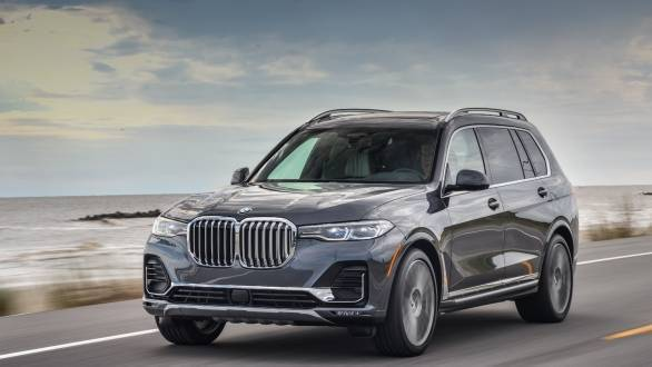 India Bound Bmw X7 Suv First Drive Review Overdrive
