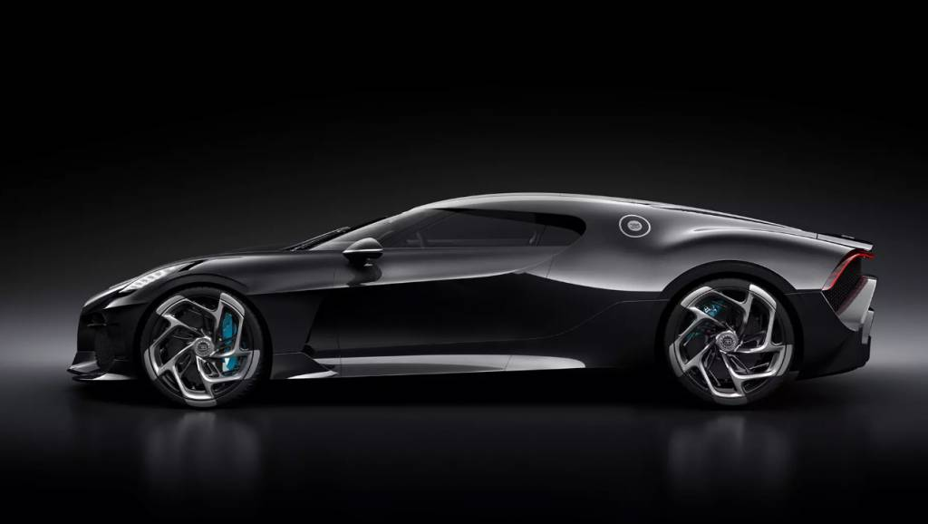 Sold out! Bugatti unveils new models priced at $12.4 and $3.39 million