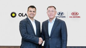 Hyundai and Kia invest USD 300 million in Ola to provide smart mobility solutions