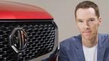 MG Motor India announces Benedict Cumberbatch as a brand ambassador