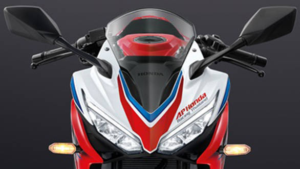 Image Gallery 2019 Honda Cbr150r Unveiled In The International