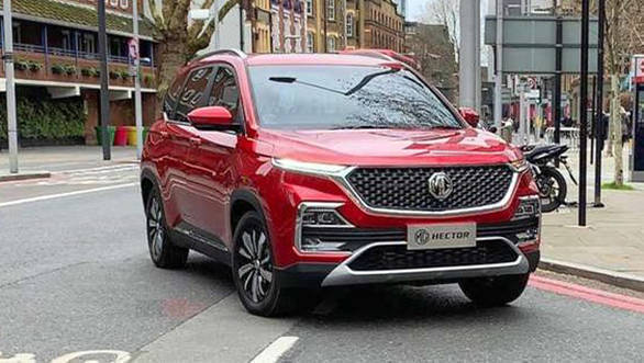 MG Hector SUV: Specifications, features and variants