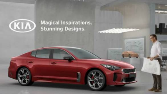 Kia Motors India Launches Its First Tvc Focuses On Design
