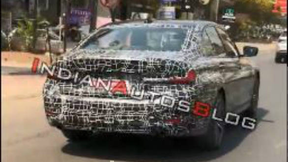 Next Gen Bmw 3 Series Spotted Testing In India Overdrive