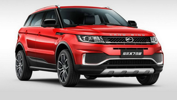 JLR wins court case against copycat Evoque maker