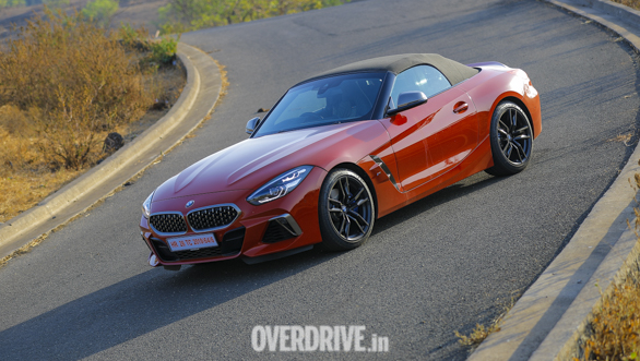2019 Bmw Z4 Road Test Review Overdrive